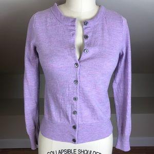 J. Crew Women's Merino Wool Tippi Cardigan